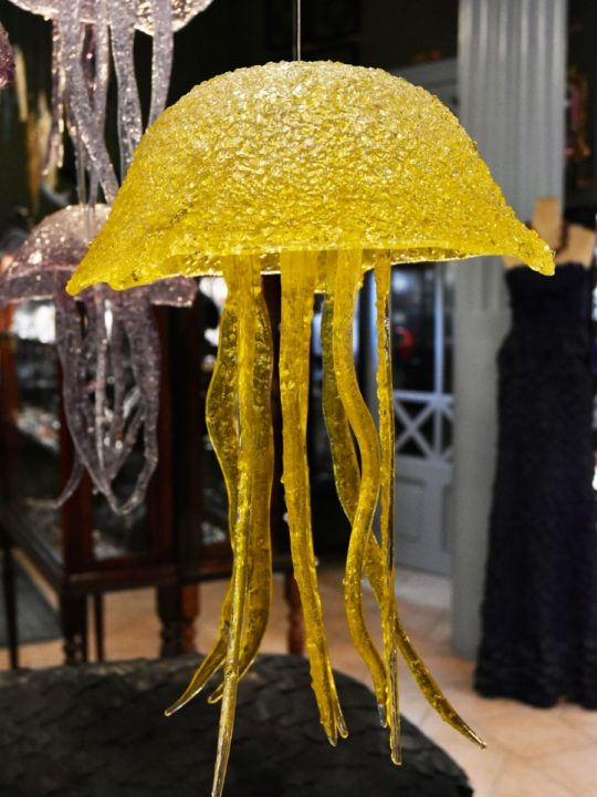 20018 540x720 - Medusa de cristal XL Ref.20018
