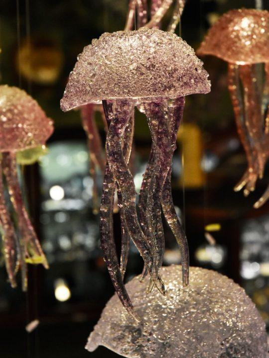 20038 540x720 - Medusa de cristal M Ref.20038