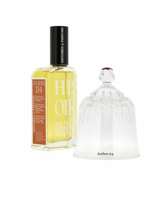 Ambre 114 by Histoires de Parfums