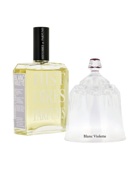 Blanc Violette by Histoires de Parfums
