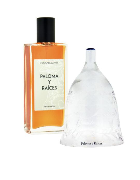 Paloma y raices by homo elegants