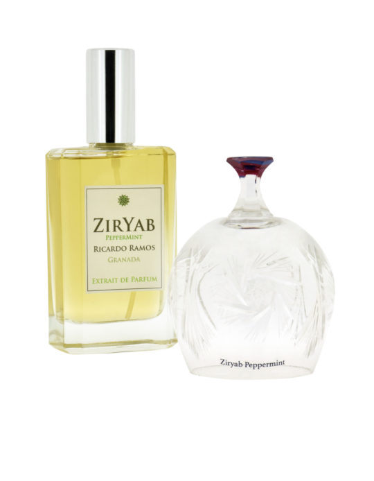 Ziryab peppermint