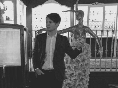 Encuentro con James Heeley – acto