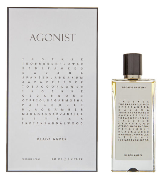 black amber - agonist