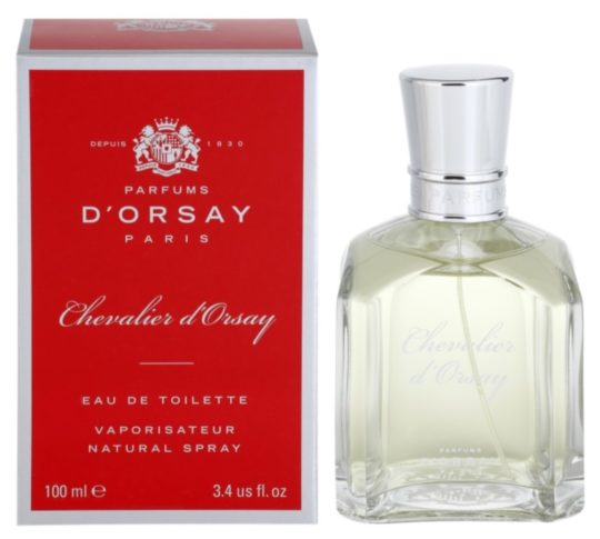 Chevalier dOrsay - DOrsay Parfums