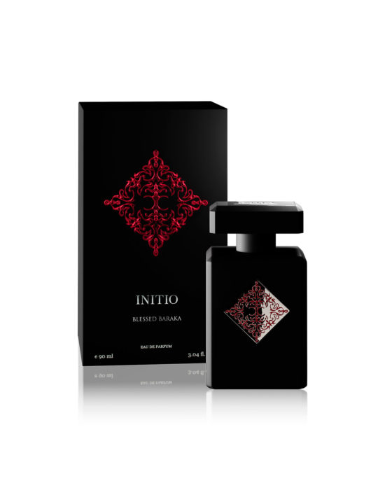 Blessed Baraka by initio