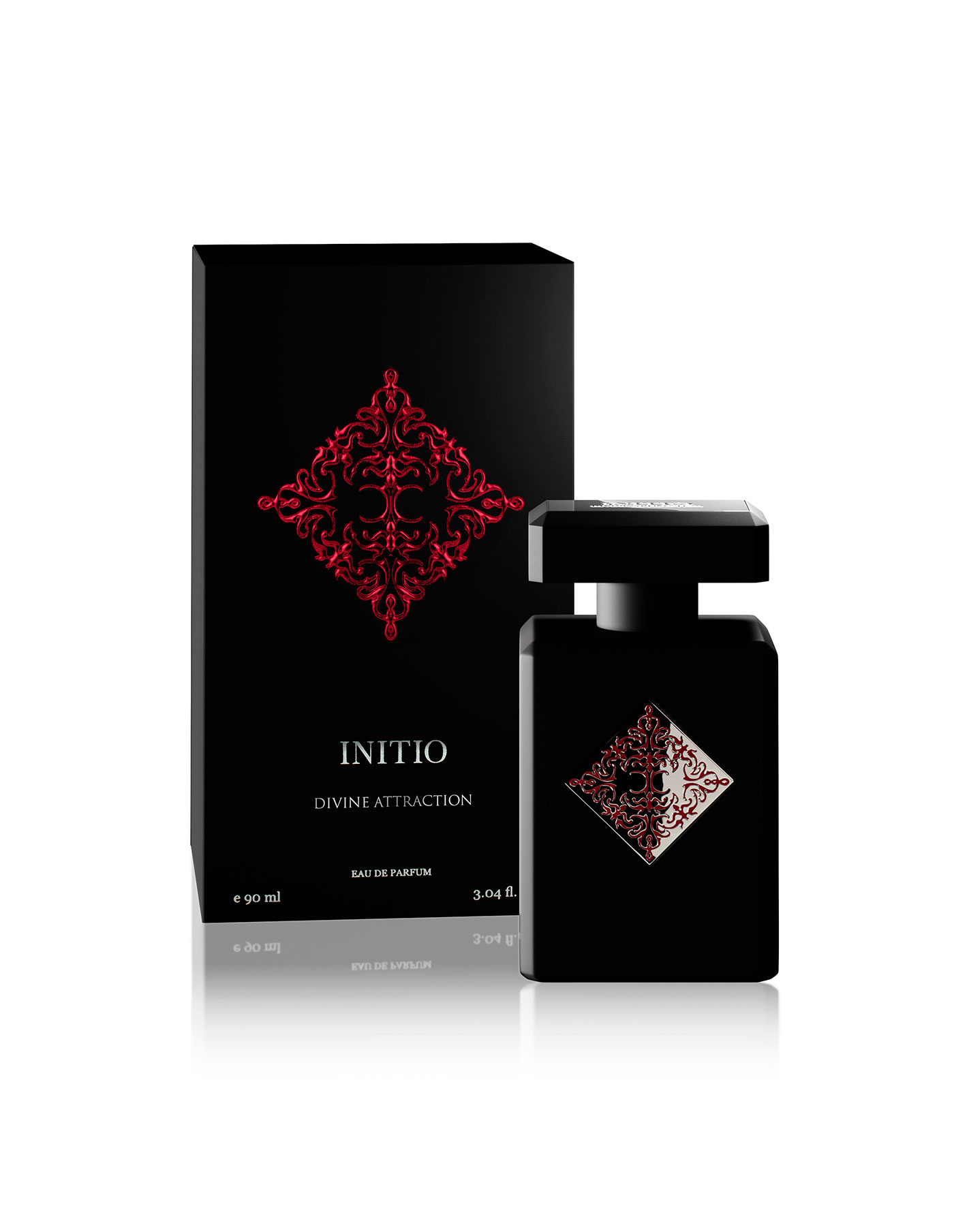 Divine Attraction by initio