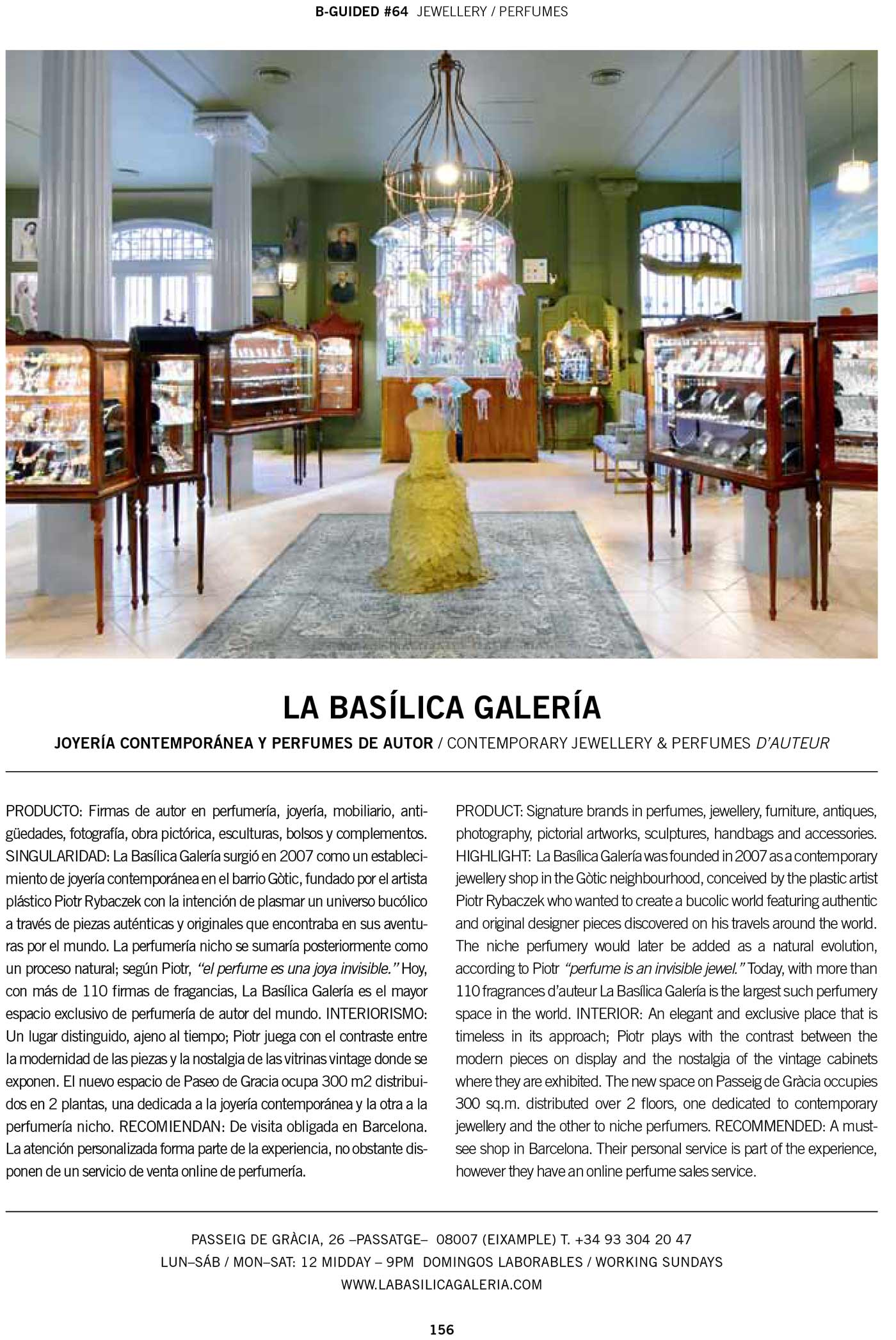 La basilica Prensa en BGuided 74