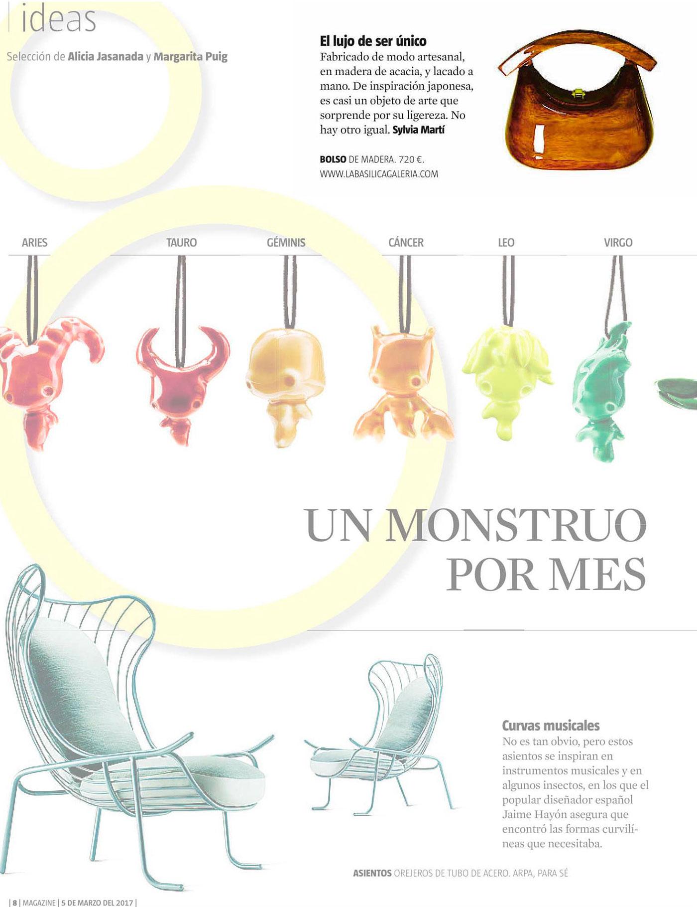 LBG Magazine La Vanguardia 5 03 2017 1 - Prensa