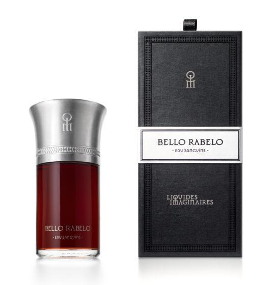 Bello Rabelo - Les Liquides Imaginaires
