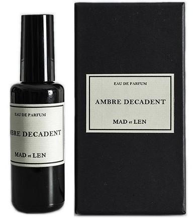 Ambre Decadent - Mad et Len
