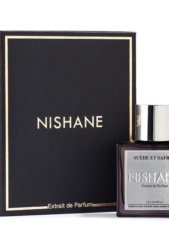 Suede Et Safran - Nishane